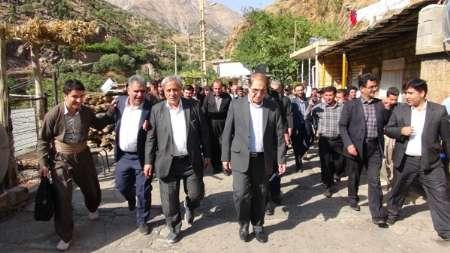 معاون توسعه روستایی رییس جمهوری:راهبرد دولت ماندگاری مردم در روستاهاست