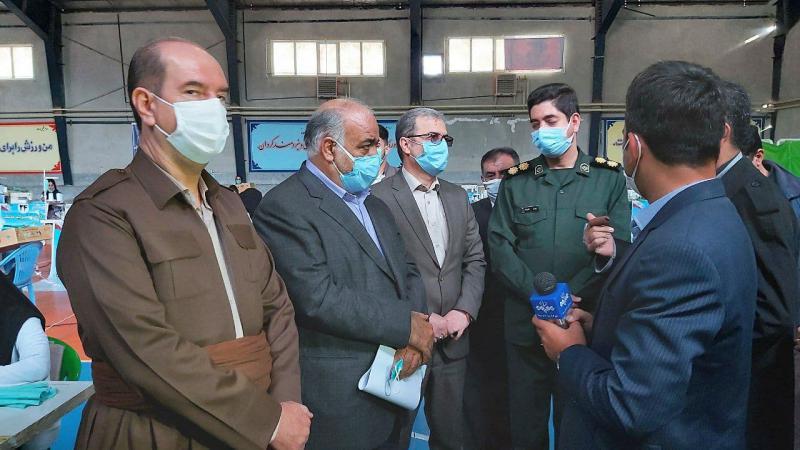 کرمانشاه در زمینه تولید ماسک ارزان قیمت به خودکفایی رسیده است