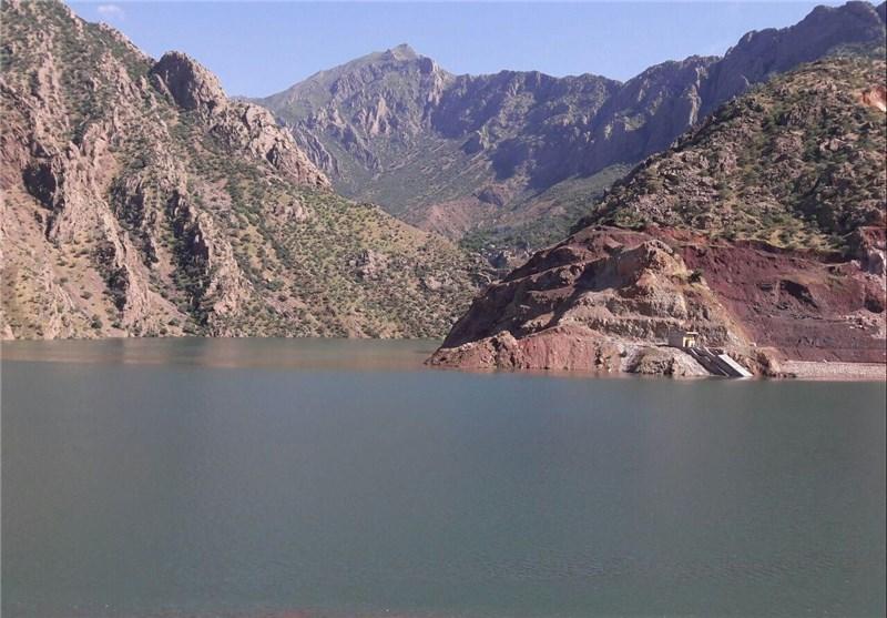 ۱۲ میلیون مترمکعب آب از سد داریان به باغات پاوه اختصاص یافت
