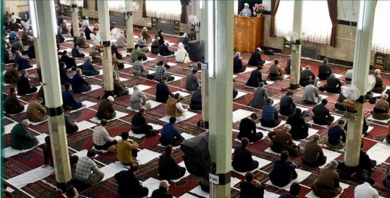 فردا در پاوه نماز جمعه اقامه نخواهد شد