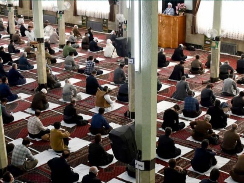 فردا در پاوه نماز جمعه برگزار نخواهد شد
