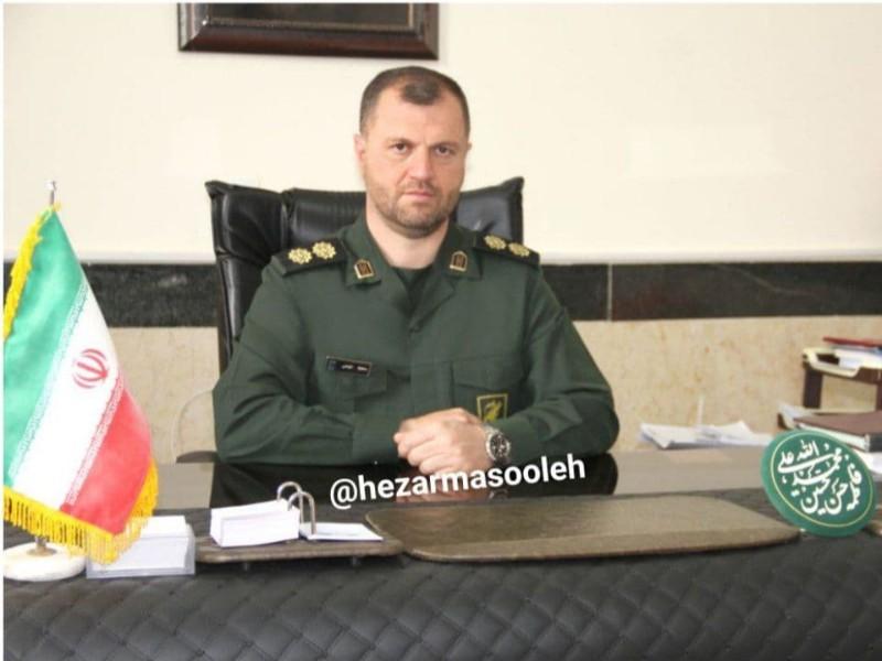 فرمانده سپاه ناحیه پاوه در پیامی عید سعید فطر را تبریک گفت