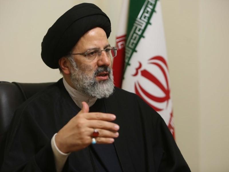 آِیتالله رئیسی: آمده ام تا با کمک همه مردم، دولتی مردمی برای ایرانی قوی تشکیل دهم