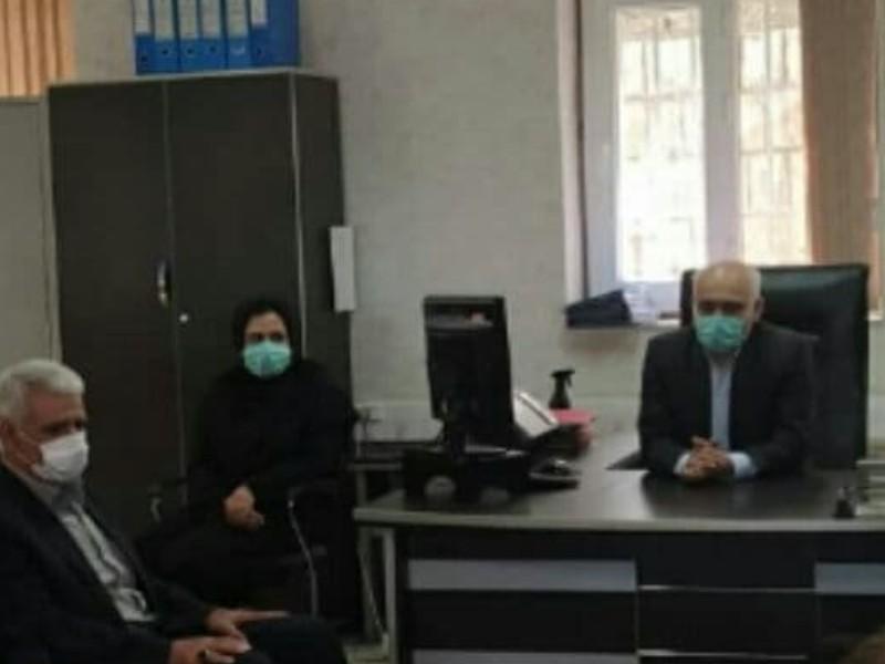 رئیس جدید اداره دارایی و مالیاتی شهرستان پاوه معرفی گردید