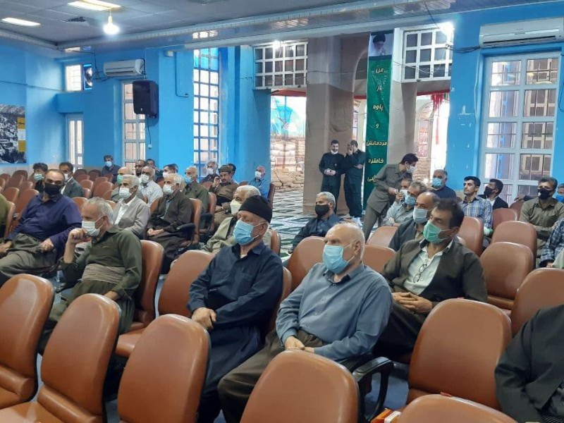 برگزاری گرامی داشت سالروز آزاد سازی خرمشهر در پاوه