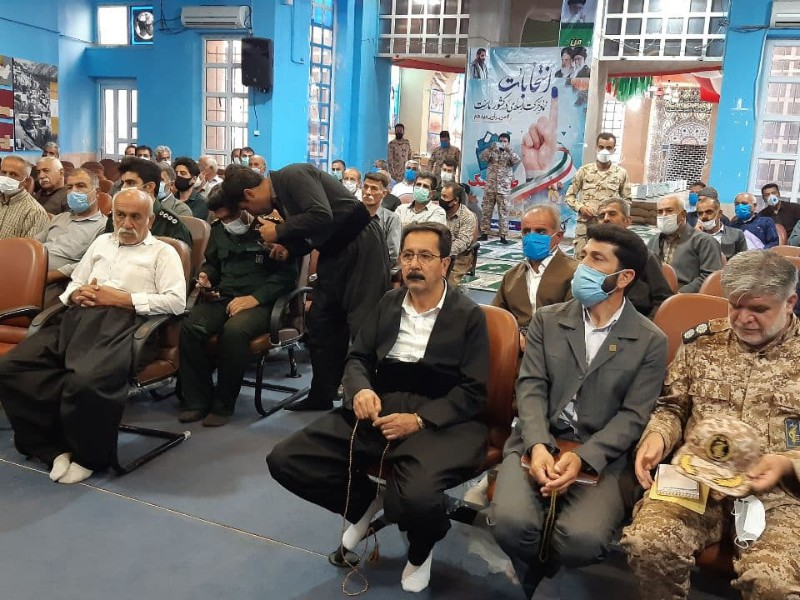 برگزاری نشست روشنگری با محور انتخابات در پاوه