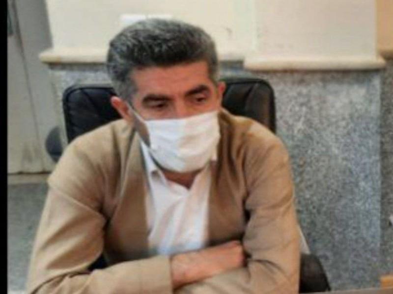 مراسم تودیع و معارفه رئیس زندان شهرستان پاوه برگزار شد